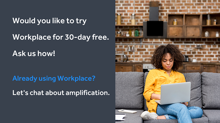 Try Workplace for Free 30-days