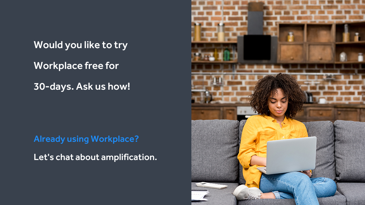 Try Workplace 30-days free