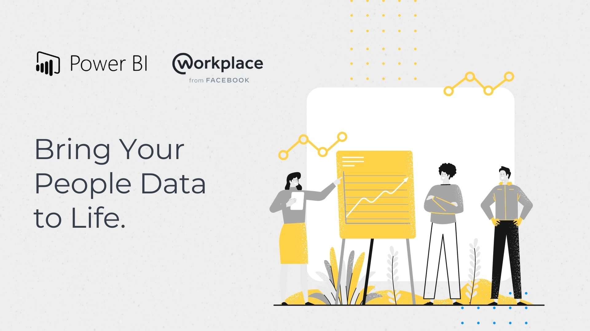 power bi and workplace from facebook