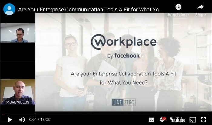 What is Workplace - On-Demand Webinar