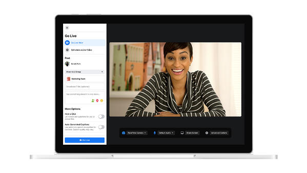 workplace live video chat