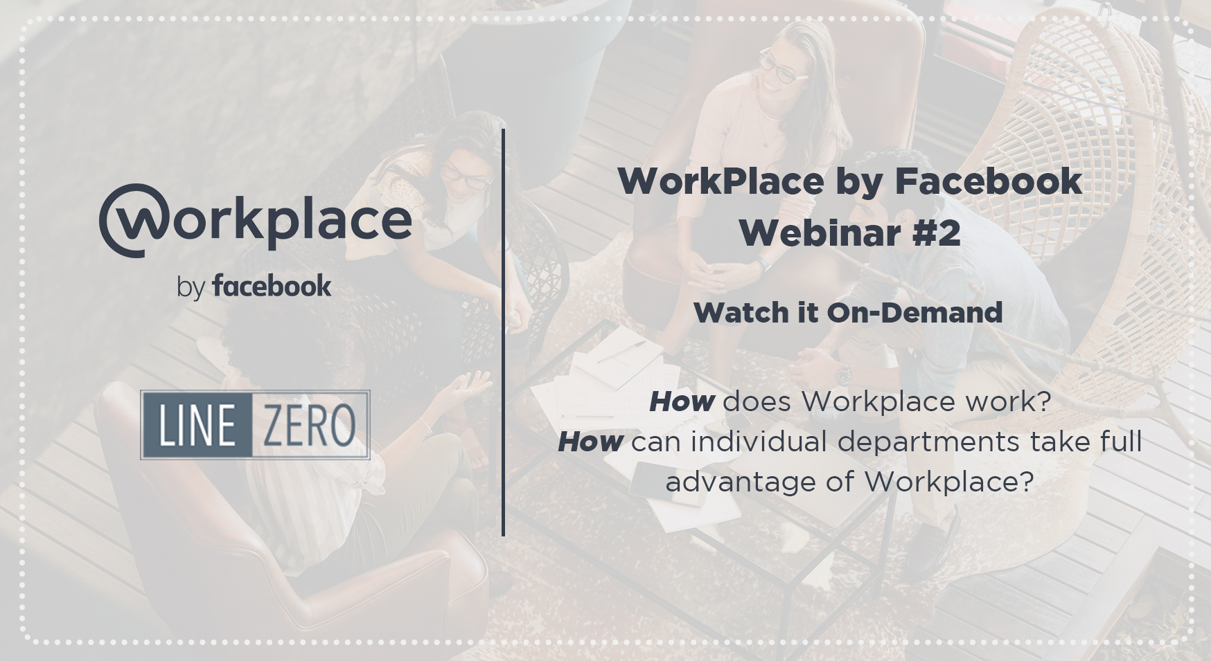 Modern Ways of Sharing Updates via Workplace by Facebook